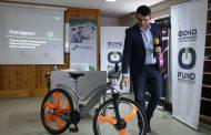 Електричниот велосипед од Кавадарци меѓу петте најиновативни идеи за намалување на загаденоста