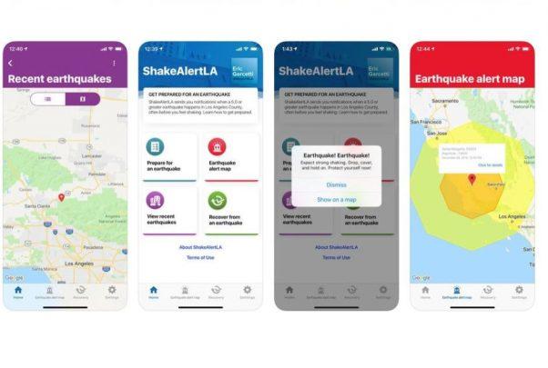 Лос Анџелес има апликација која предвидува земјотреси