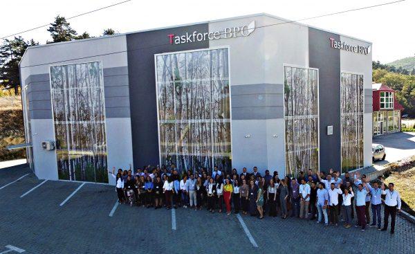 Taskforce, македонска компанија која од Битола и Скопјеја олеснува работата на големи американски компании!