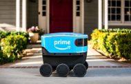 Amazon го претстави роботот Scout кој ќе ги доставува пратките