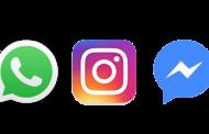 Најава за спојување на Instagram, WhatApp и Facebook Messenger
