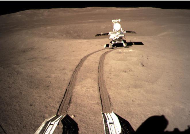 Кинезите ги направија првите фотографии од темната страна на Месечината