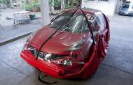 ВИДЕО: Покривка за кола која ќе ја заштити од поплава