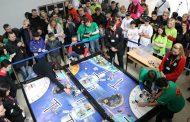 """Прв државен натпревар """"Прва Лего Лига""""- Над 100 деца се натпреваруваат со свои иновативни решенија"""