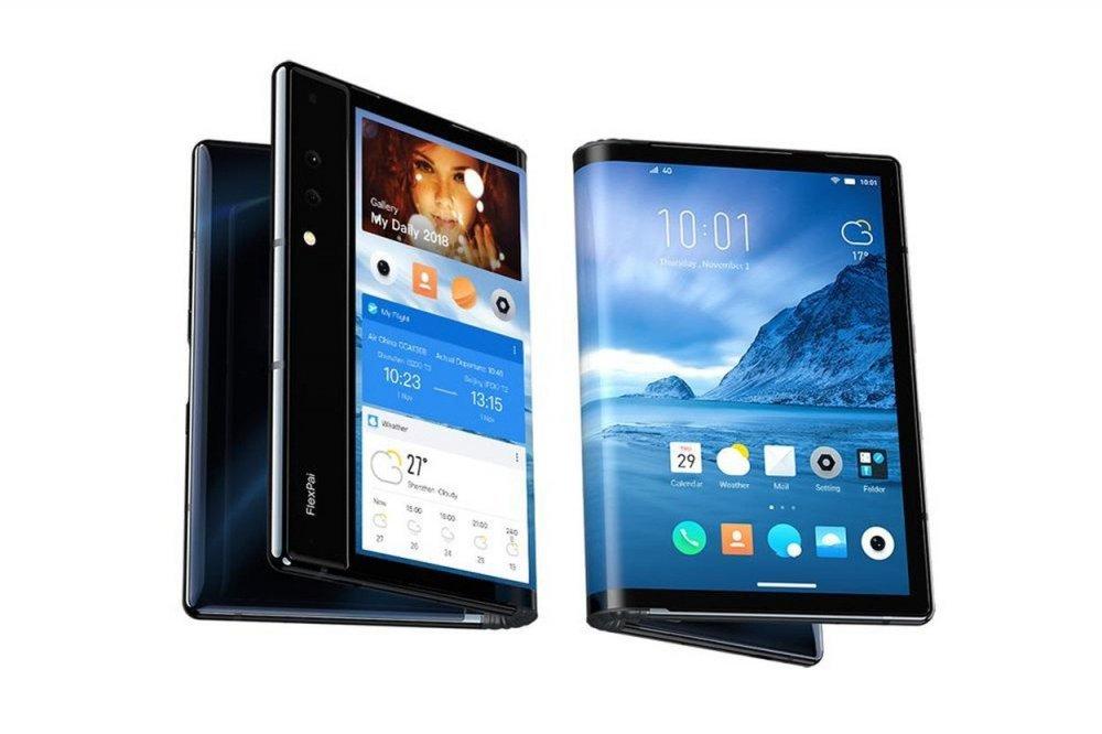 Huawei подготвува еластичен смартфон кој ќе поддржува 5G
