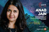 Дизајнерката и филмска продуцентка Анаб Џеин е првиот говорник на Spark.me 2019
