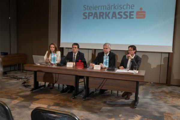 Штаермеркише Шпаркасе Штаермеркише потпиша договор за купопродажба на акции со Сосиете Женерал
