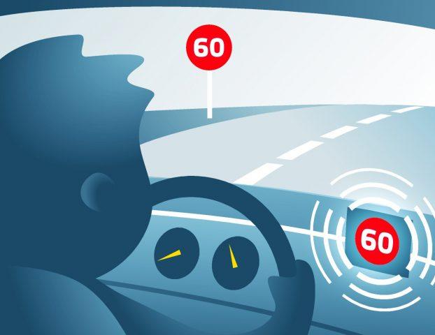 Сите нови автомобили во ЕУ до 2022 година ќе имаат ограничувачи на брзината