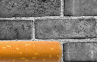 Тули направени од отпушоци од цигари
