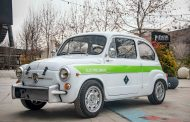 """ФОТОГАЛЕРИЈА од македонскиот електричен автомобил """"ЗАС Г20"""