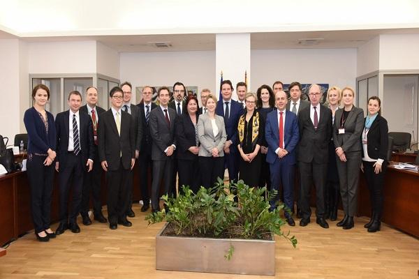"""""""Зелената економија"""", приоритет во четиригодишната стратегија за соработка со ЕБОР"""