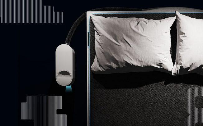 Паметниот душек The Pod се прилагодува на температурата на телото и може да служи како аларм