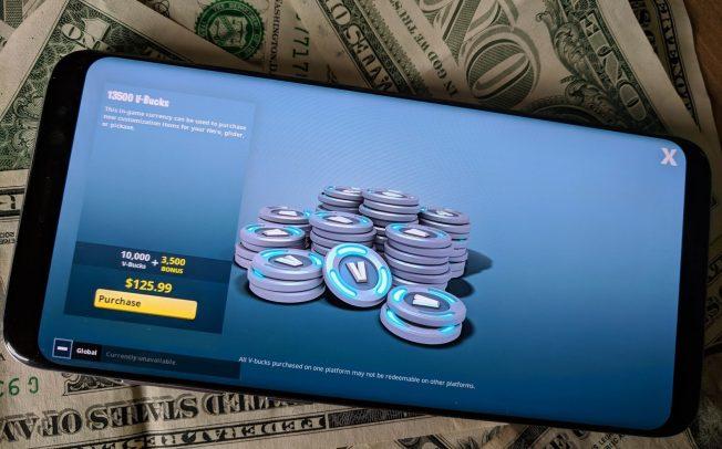 Виртуелните пари V-Bucks на мегапопуларната игра Fortnite се користат за перење пари