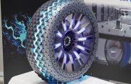 Паметни гуми се шират или контрахираат во зависност од временските услови
