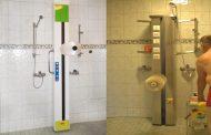 """ВИДЕО: Ова е вистинска """"перална"""" за бањање постари луѓе"""