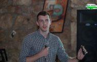 ВИДЕО: Младиот иноватор Иван Мрвош во една минута открива како да бидете успешен претприемач