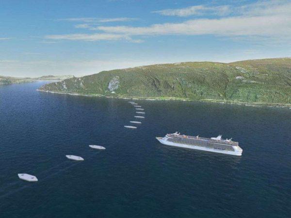 Норвешка го гради првиот подводен лебдечки мост во светот