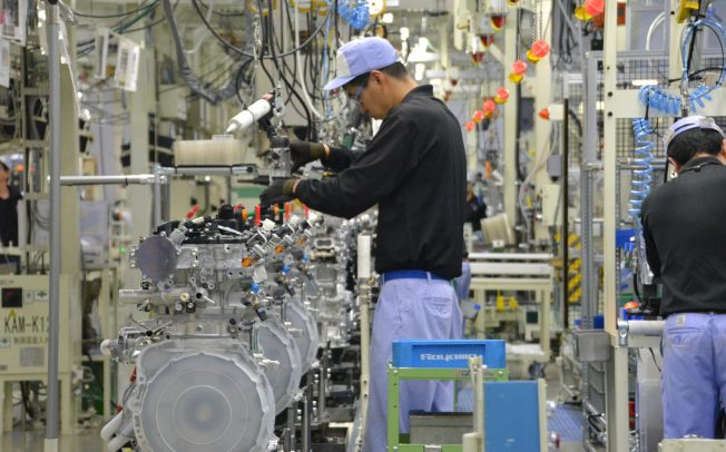 Неповолни трендови во македонската индустрија
