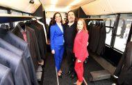 "Хрватската модна компанија Varteks претстави ""подвижна продавница"" во посебно опремен автобус"