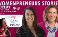 Womenpreneurs Stories втора сезона трета епизода: Soft Landing & Community Building