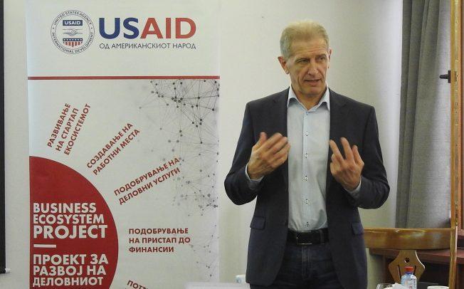 Валери Петров: Спојувањата и аквизициите (M&A) се успешен модел за обезбедување инвестиции секаде во светот