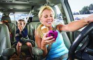 Десет работи кои го попречуваат вниманието на возачот