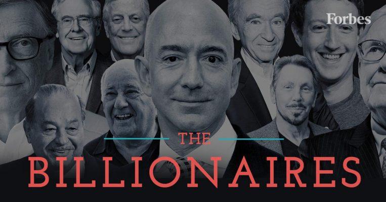 Најнова листа на Forbes со најбогатите луѓе во светот – Безос повторно на врвот