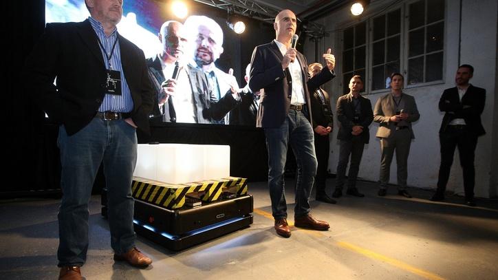 Хрватски иноватори направија целосно автономни мобилни роботи