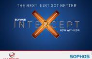 Најдоброто стана уште подобро – Intercept X за врвна заштита од злоупотреба и злонамерен софтвер.