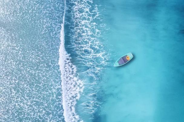 Климатските промени ќе ја сменат бојата на океаните