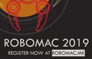 RoboMac 2019 – натпревар по роботика и автоматика во Македонија