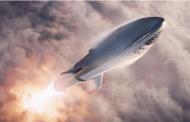 SpaceX успешно го тестираше топлотниот штит на вселенското летало Starship