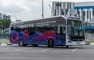 Volvo го претстави првиот автономен електричен автобус во светот