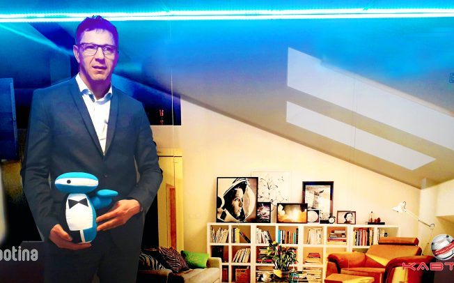 Милан Сусман, Роботина: HiQ Home е решение за паметен дом кој штеди енергија и време!
