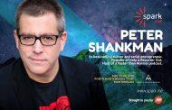 Питер Шенкмен, автор на пет бестселери и сериски претприемач е новиот главен говорник на Spark.me