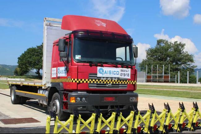 ВИДЕО: Преносна барикада може да стопира секакви возила на патиштата