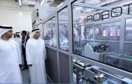 Вo Дубаи се отвори првата фабрика во светот во која роботи произведуваат регистарски таблички