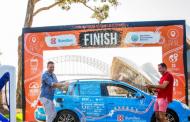 По три години, заврши најдолгото патување со електричен автомобил во светот