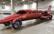 ВИДЕО: Ова е Limo-Jet, првата авион-лимузина во светот