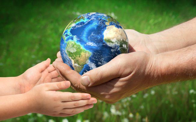 Денес е Денот на планетата Земја