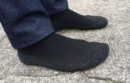 Обувките Skinners се ем чорапи ем чевли