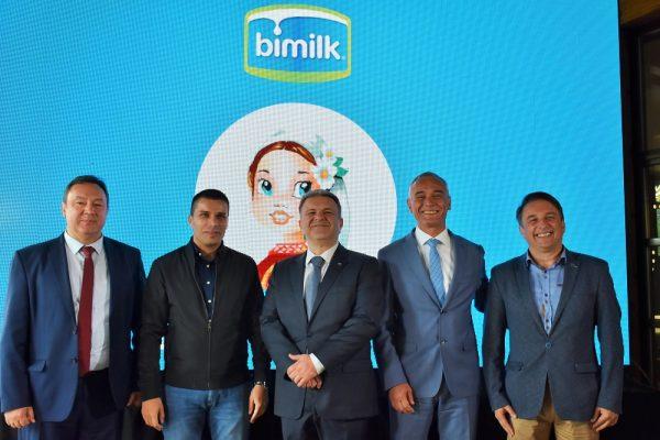 """Нови рекорди во производството на сурово млеко поставени на традиционалниот """"Ден на фармери рекордери на Бимилк"""""""