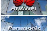 Panasonic ја прекинува соработката со Huawei