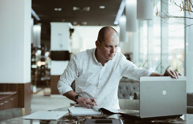 """Пере Самандов: """"Paolo Sabor"""" воведе иновација – онлајн консалтинг во архитектурата и градежништвото во Македонија"""