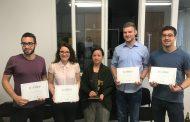 Ова се наградените студенти од ФЕИТ за концептот за домување на возрасни лица