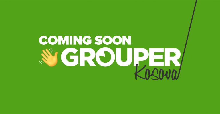Grouper.mk се шири на нов пазар – попустите наскоро ќе бидат достапни и за граѓаните на Косово