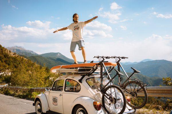 Диме Стојчевски: Иновативен туризам со ретро Буби!