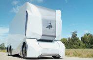 Автономен електричен камион сам доставува роба по Шведска