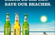 Оваа машина шишињата за пиво ги претвора во песок за неколку секудни