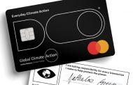 Шведска компанија ја направи првата кредитна картичка во светот која ја следи емисијата на јаглерод диоксид при секоја трансакција